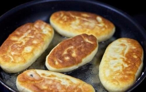 Мамины секреты «Пирожки на кефире»