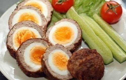 «Яйца по-шотландски»