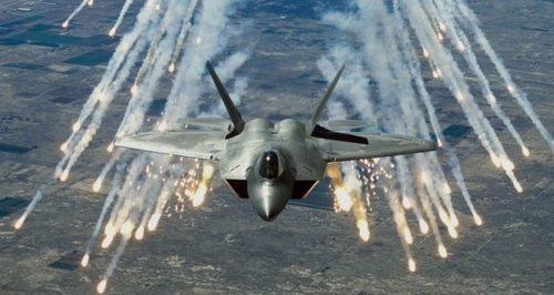 ВВС США нанесли удары по позициям группировок, сорвав еще одну попытку захвата Дейр-эз-Зора