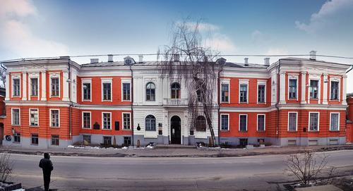 Достопримечательности Украины: Харьков. Губернаторский дворец