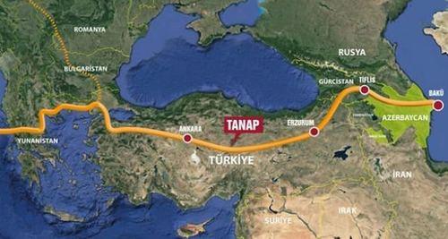 "Германия готова вложить 1,2 млрд евро в альтернативу ""Турецкому потоку"""