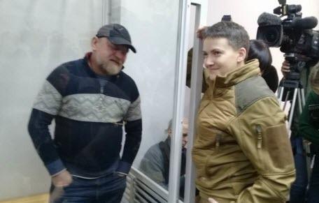 Суд арестовал Рубана на два месяца