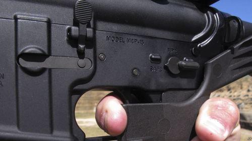 Неизвестный открыл стрельбу в Доме ветеранов в Калифорнии