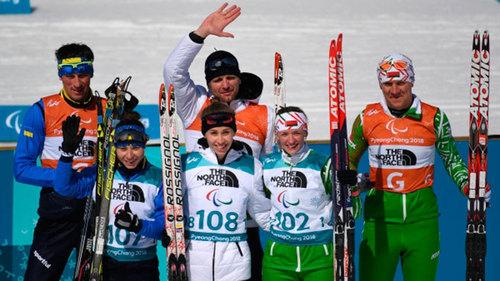 Сборная Украины завоевала первые медали на Паралимпиаде в Пхенчхане