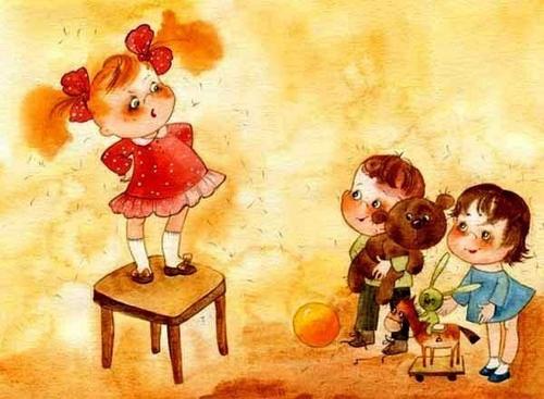 Забавные истории родом из детства