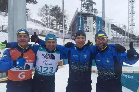 Сборная Украины завоевала шестую золотую медаль на Паралимпиаде
