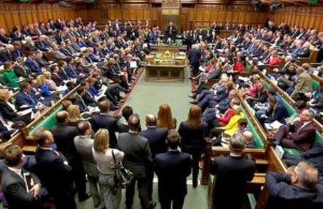 В британском парламенте огласили величину состояния президента Путина
