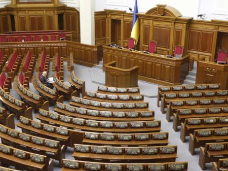 Эффективность работы депутатов ВР от Харьковщины