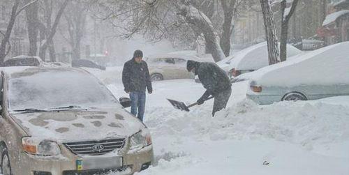 Прогноз погоды в Украине на 19 марта
