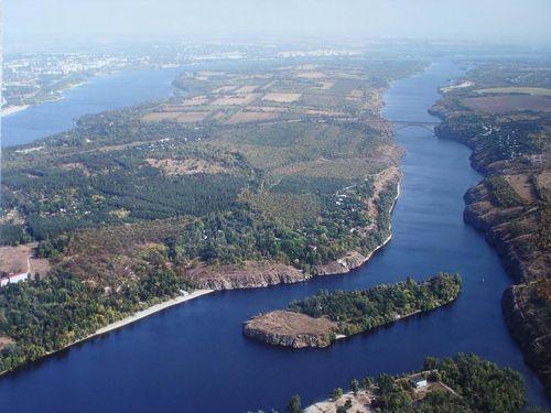Достопримечательности Украины: Национальный заповедник Хортица