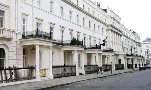 The Guardian назвала квартиры «приближенных к Путину» в Лондоне, которые теперь ...