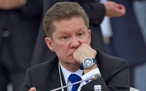 """""""Газпром"""" начинает демонтаж труб """"Турецкого потока"""""""