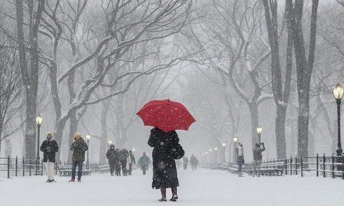 Прогноз погоды в Украине на неделю, 20 – 25 марта