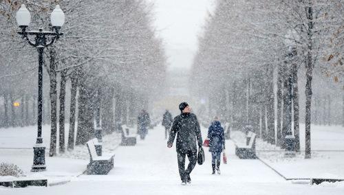 Прогноз погоды в Украине на 20 марта