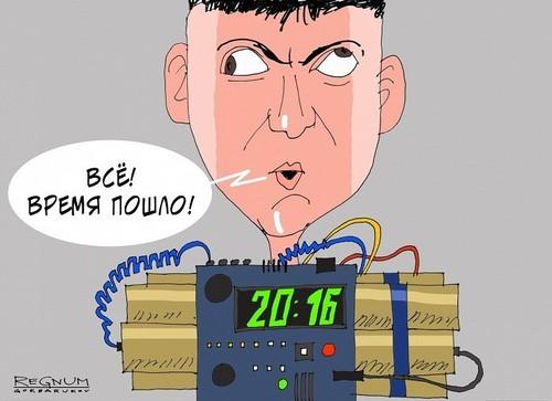 """""""Умных терористов пока не завозили"""" - Сергей Фурса"""