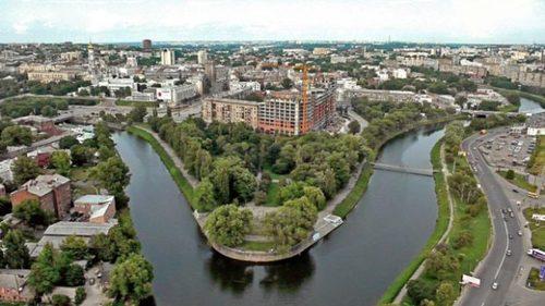 Достопримечательности Украины: Харьковский Подол