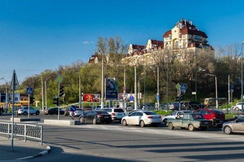 Достопримечательности Украины: Харьков. Клочковская улица