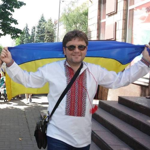 """Донбас чи Дамбас"" - Денис П'ятигорец"