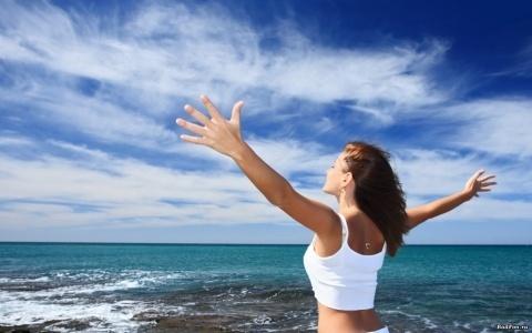 Начни искать в жизни только хорошее, и она будет предлагать тебе его всё больше