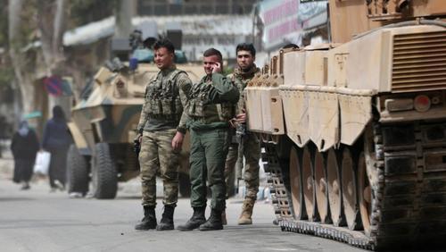 Экс-глава турецкой разведки признался в поставках оружия исламистам в Сирии