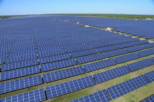 На Кіровоградщині побудують найбільшу в Україні сонячну електростанцію