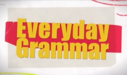 Грамматика на каждый день - The Disappearing That