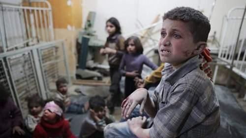 Трамп обещает ответ на химатаку в Сирии в течение 24-48 часов