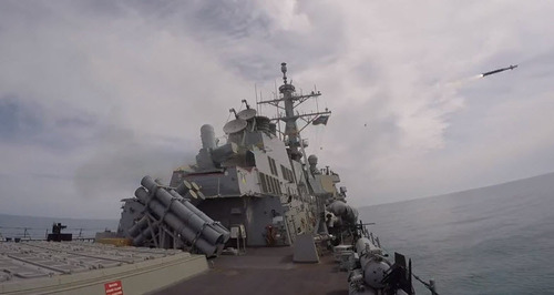 Обратный отсчет: американские силы стягиваются к Сирии