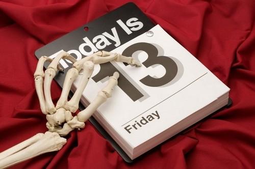 Страшные сказки и суеверия про пятницу 13
