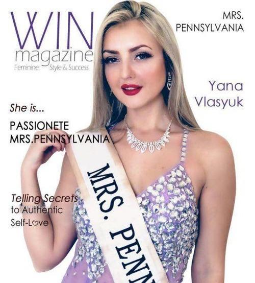 Украинка победила на конкурсе красоты в США