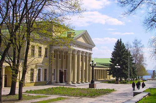 Достопримечательности Украины: Дворец Потемкина
