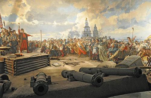 Достопримечательности Украины: Музей истории запорожского казачества