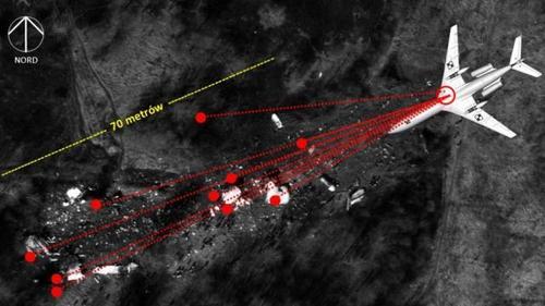 Польша опубликовала полный отчет о Смоленской катастрофе: на борту Ту-154М произошел взрыв