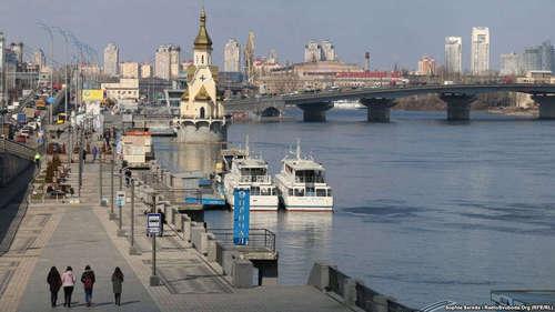 KYIV, а не KIEV: Хто і коли змінив офіційну назву української столиці у США