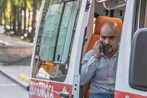 В центре Киева избили Мустафу Найема