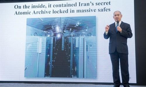 Как Израиль нашел атомную бомбу в Иране