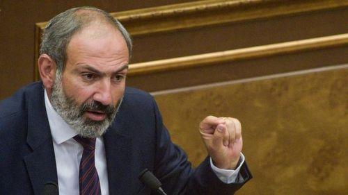 Пашинян: если меня не утвердят премьером, Армению ждет политическое цунами