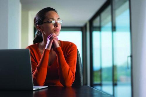 5 приемов для желающих вернуться к работе после перерыва