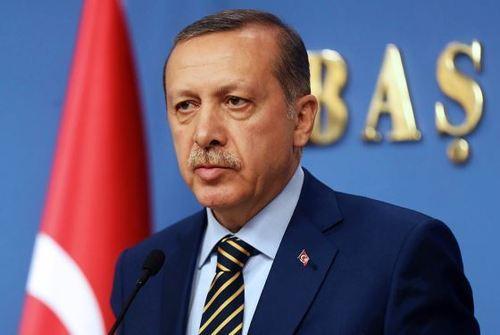 Эрдоган: мы продолжим военные операции в Сирии и Ираке