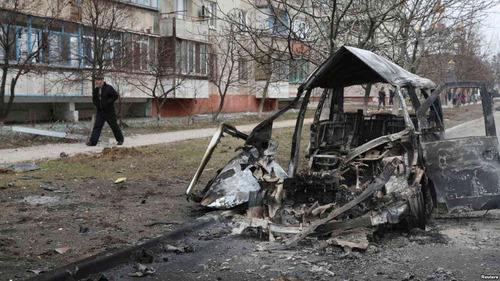 Bellingcat встановила особи російських військових, відповідальних за обстріл Маріуполя в січні 2015-го