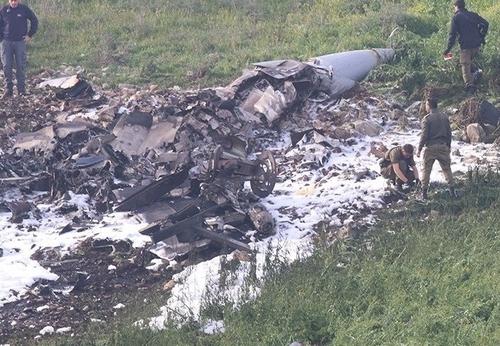 Таинственный взрыв уничтожил расчет сбивший израильский F-16