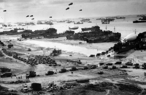 Когда союзники открыли Второй фронт...?