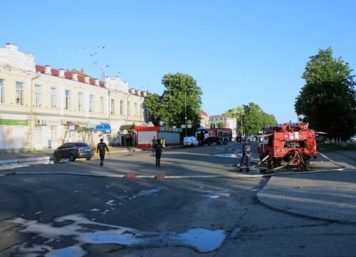 В Черкасской области произошел пожар в игорном заведении: есть жертвы