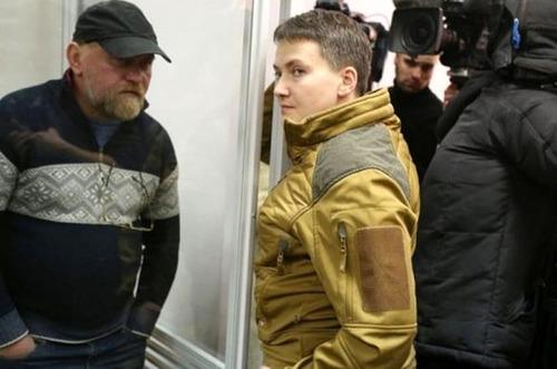 Кремль официально признал Рубана военопленным