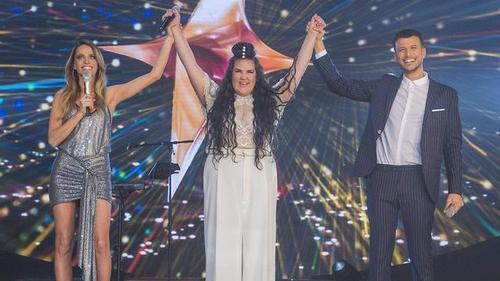 """""""Евровидения-2018"""": Нетта Барзилай, Израиль"""