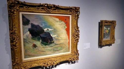 Коллекция Рокфеллеров была продана за 830 млн долларов