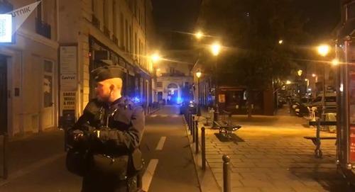 Резня в центре Парижа, Кадыров обвинил Францию