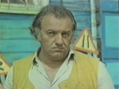 Скончался советский и грузинский актер Баадур Цуладзе