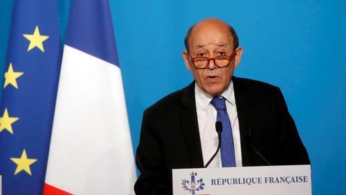 Глава МИД Франции ответил Кадырову