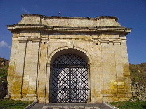 Достопримечательности Украины: Херсонская крепость